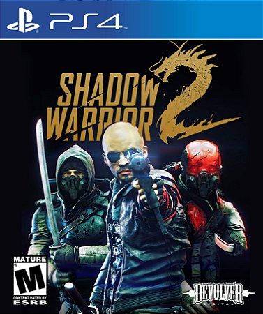 Shadow Warrior 2 PS4  PSN Mídia Digital