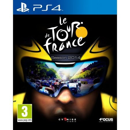 Le Tour de France Season 2014 PS4 PSN MÍDIA DIGITAL