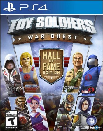 Toy Soldiers: War Chest Hall of Fame Edition PS4  PSN Mídia Digital