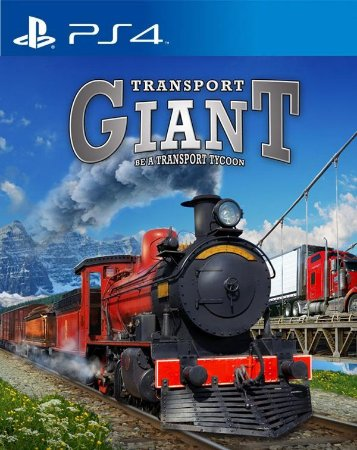 Transport Giant PS4  PSN Mídia Digital