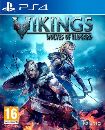 Vikings - Wolves of Midgard PS4 PSN  Mídia Digital