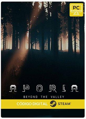 Aporia: Beyond The Valley PC Steam Código De Resgate Digital