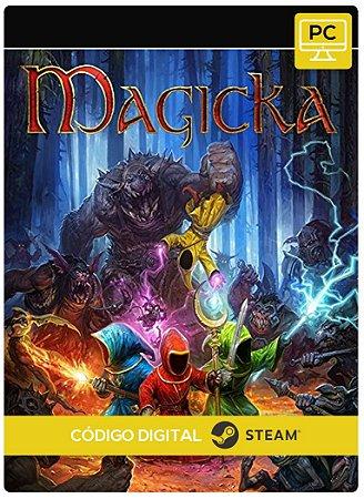 Magicka 1 Steam Código De Resgate