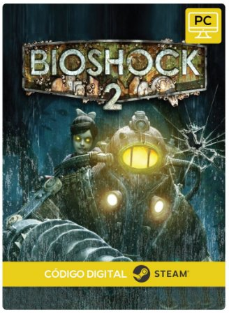 Bioshock 2 Steam Código De Resgate Digital