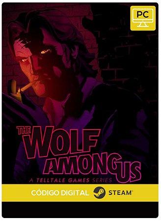 The Wolf Among Us Steam Código De Resgate Digital