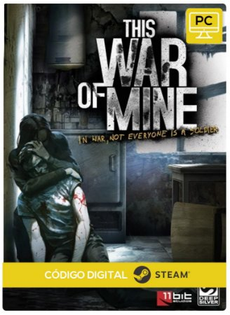 This War Of Mine Steam Código De Resgate Digital