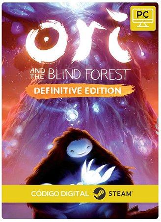 Ori And The Blind Forest Definitive Edition Pc Steam Código de Resgate Digital