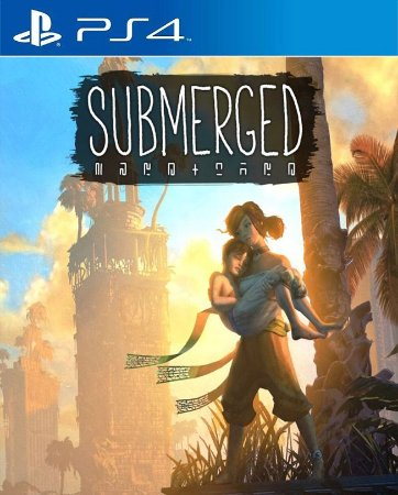 submerged PS4 PSN Mídia Digital