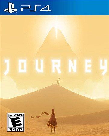 Journey PS4 PSN Mídia Digital
