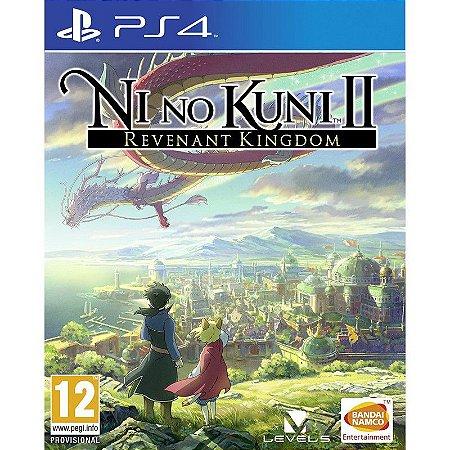 Ni no Kuni II: REVENANT KINGDOM PS4 PSN Mídia Digital