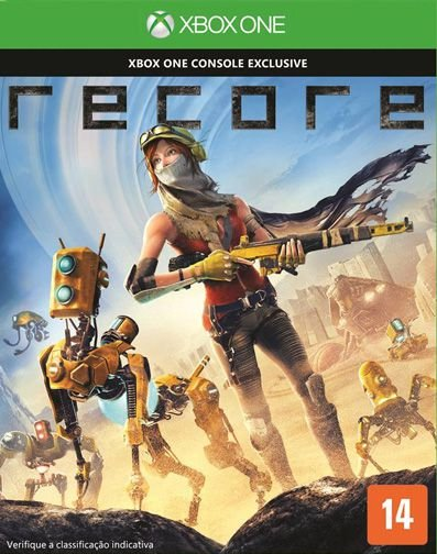 Recore Xbox One Definitive Edition Código de Resgate 25 Dígitos