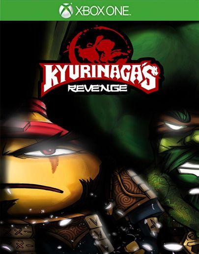 Kyurinaga's Revenge Xbox One Código de Resgate 25 Dígitos