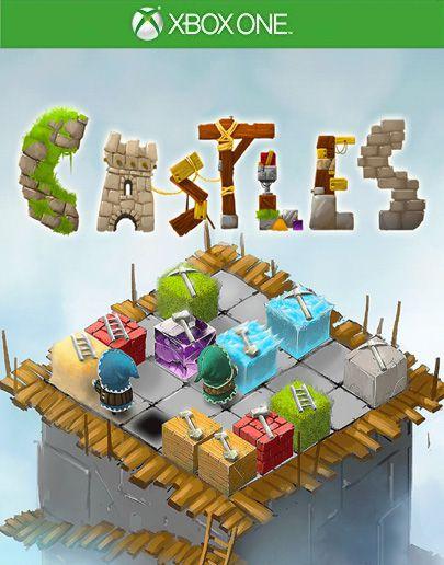 Castles Xbox One Código de Resgate 25 Dígitos