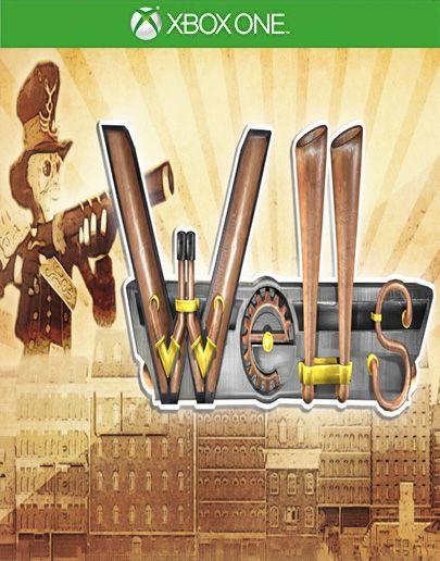 Wells Xbox One Código de Resgate 25 Dígitos