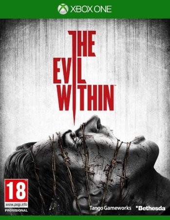 The Evil Within Xbox One Código de Resgate 25 Dígitos