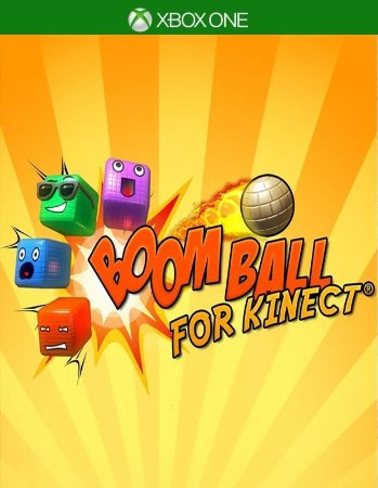 Boom Ball Xbox One Código de Resgate 25 Dígitos Para Kinect
