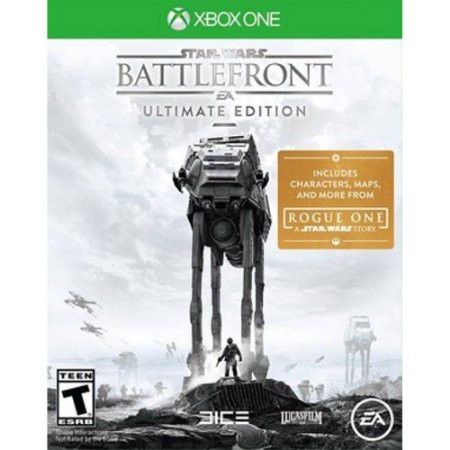 Star Wars Battlefront Ultimate Edition Xbox One Código de Resgate 25 Dígitos