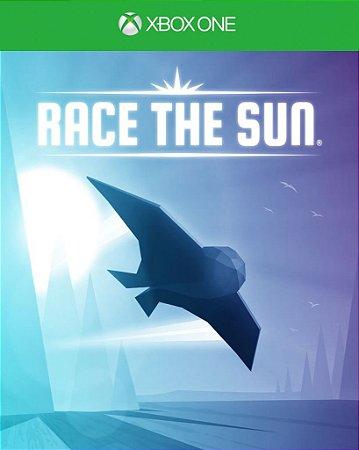 Race The Sun Xbox One Código de Resgate 25 Dígitos