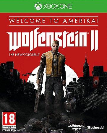 Wolfenstein Ii 2 Xbox One Código de Resgate 25 Midia Digital