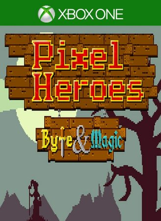 Pixel Heroes: Byte & Magic Xbox One Código de Resgate 25 Dígitos
