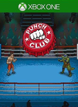 Punch Club Xbox One Código de resgate 25 Dígitos