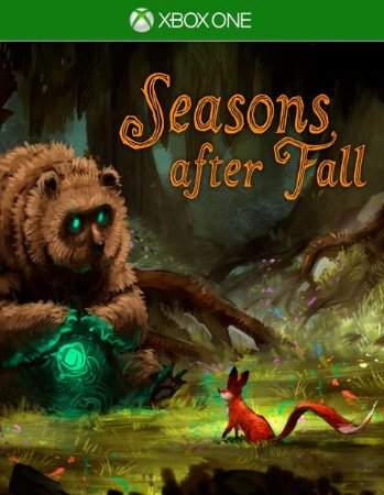 Seasons After Fall Xbox One Código de Resgate 25 Dígitos Digital