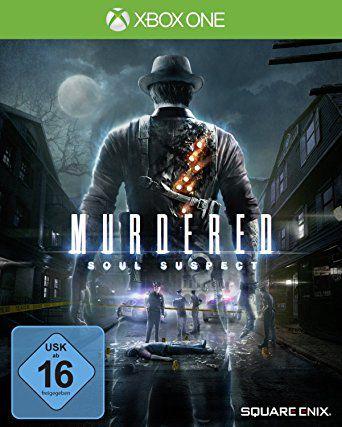 Murdered Soul Suspect Xbox One Código de Resgate 25 Dígitos