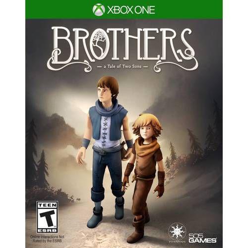 Brothers A Tale Of Two Sons Xbox One Código de Resgate 25 Dígitos