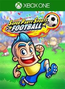 Super Party Sports Football Xbox One Código de Resgate 25 Dígitos