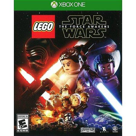Lego Star Wars O Despertar Da Força Xbox One Código de Resgate 25 Dígitos