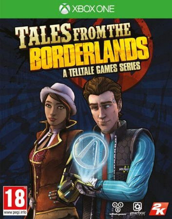 Tales From The Borderlands Completo(episódios 1-5) Xbox Código de Resgate 25 dígitos