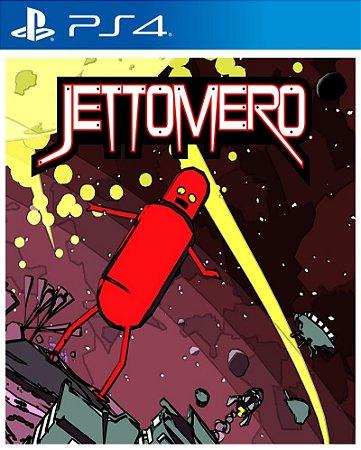 Jettomero PS4 PSN Mídia Digital