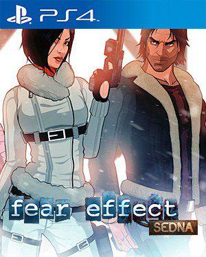 Fear Effect Sedna PS4 PSN Mídia Digital