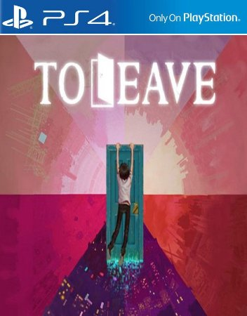 To Leave PS4 PSN Mídia Digital