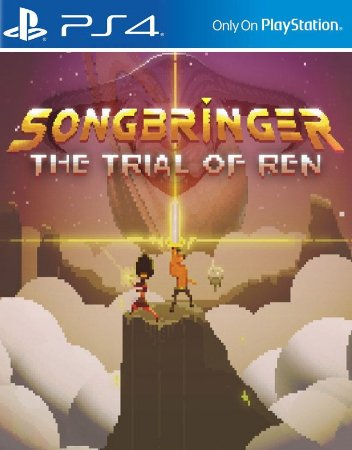 Songbringer Bundle PS4 PSN Mídia Digital
