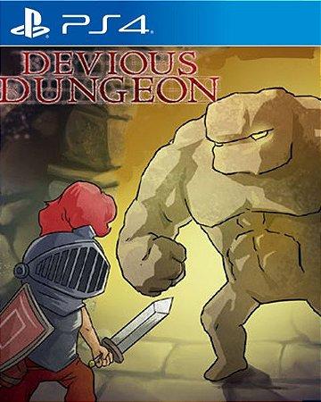 Devious Dungeon PS4 PSN Mídia Digital