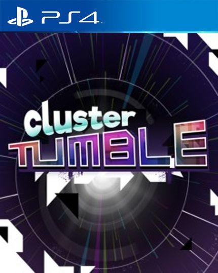 Cluster Tumble PS4 PSN Mídia Digital
