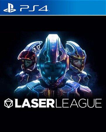 Laser League PS4 PSN Mídia Digital