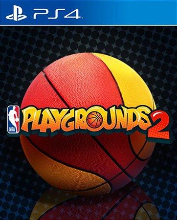 NBA Playgrounds 2 PS4 PSN Mídia Digital