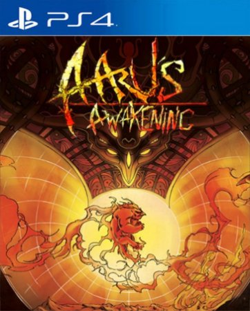 Aaru's Awakening PS4 PSN Mídia Digital