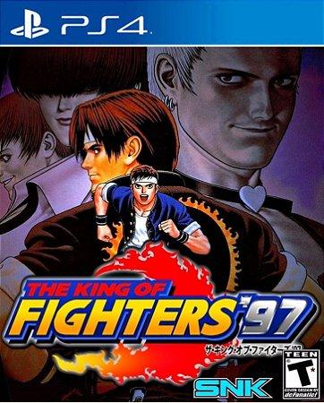 ACA NEOGEO THE KING OF FIGHTERS '97 PS4 PSN Mídia Digital