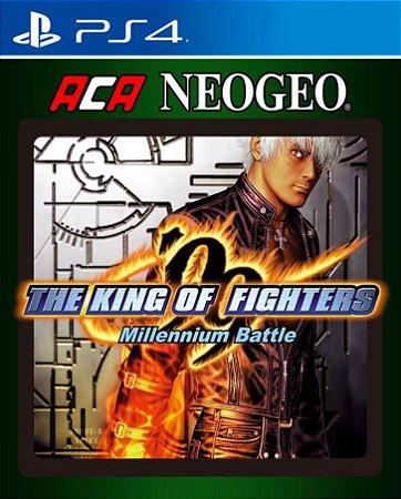 ACA NEOGEO THE KING OF FIGHTERS '99 PS4 PSN Mídia Digital