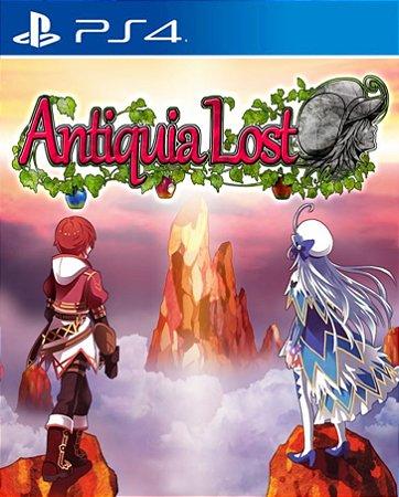 Antiquia Lost PS4 PSN Mídia Digital