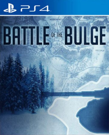 Battle of the Bulge PS4 PSN Mídia Digital