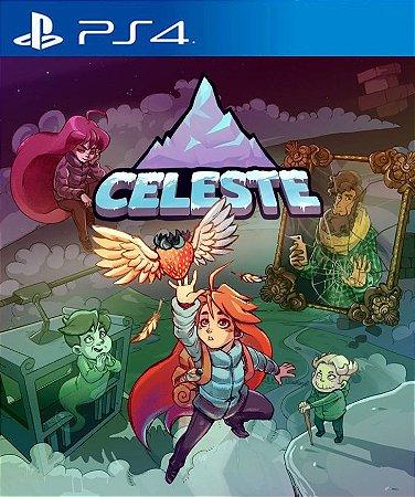 Celeste PS4 PSN Mídia Digital