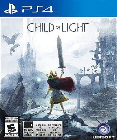 Child Of Light PS4 PSN Mídia Digital