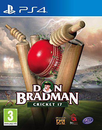 Don Bradman Cricket 17 PS4 PSN Mídia Digital