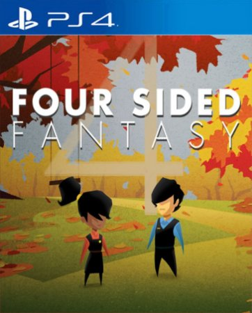 Four Sided Fantasy  PS4  PSN Mídia Digital