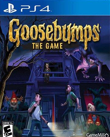 Goosebumps: The Game PS4  PSN Mídia Digital