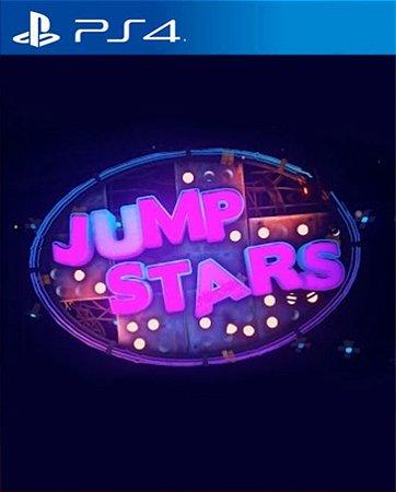 Jump Stars PS4 PSN Mídia Digital